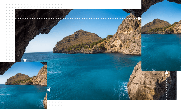 Resize Images Online With Bannersnack