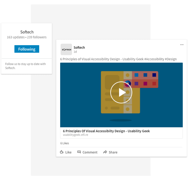 Create Linkedin Video Ads