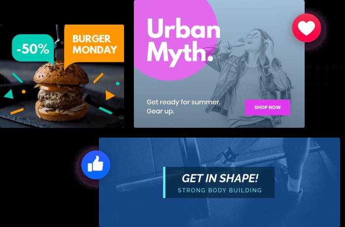 Free Social Media Banner Maker - Design Graphics Online