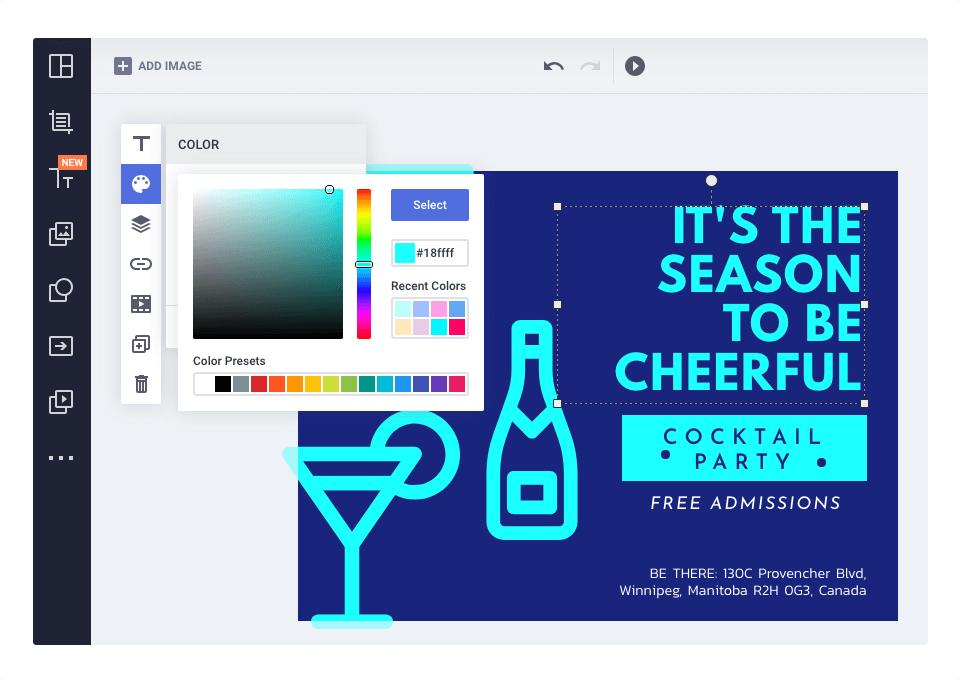 Free Graphic Design Online | Ad Design Tool