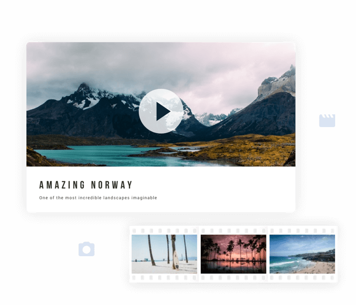 Create Video Slideshow